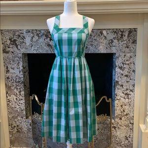 Worn Once! J. Crew Midi Apron Dress Size 2